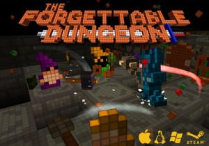 The Forgettable Dungeon Game Profile Banner
