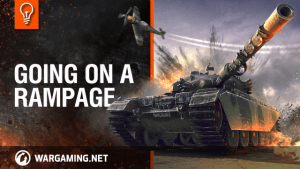 World of Tanks: Going on a Rampage video thumbnail