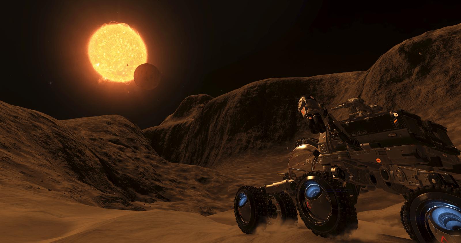 Elite Dangerous: Horizons Beta Begins Today news header