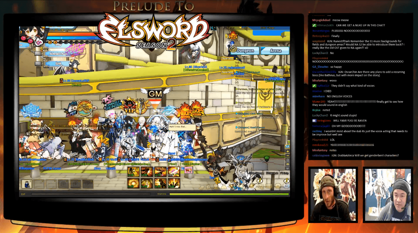 Elsword Season 2 Prelude Stream Reveals Exciting Details news header