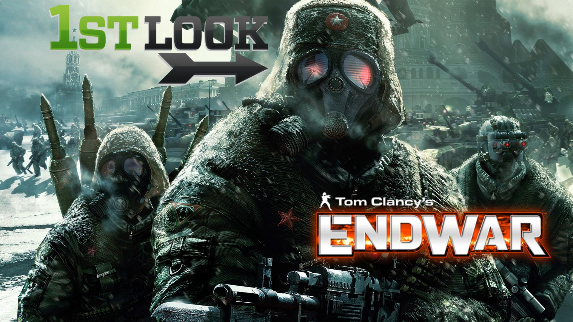 Tom Clancy's EndWar Online - First Look