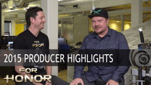For Honor Producer Highlights 2015 video thumbnail
