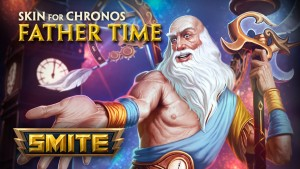 Smite Father Time Chronos Skin Preview video thumbnail