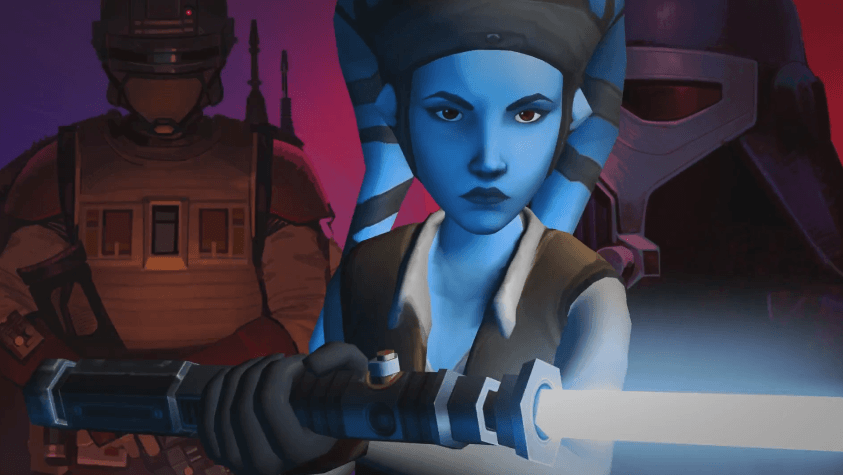 Star Wars: Uprising - The Force Arrivesvideo thumbnail