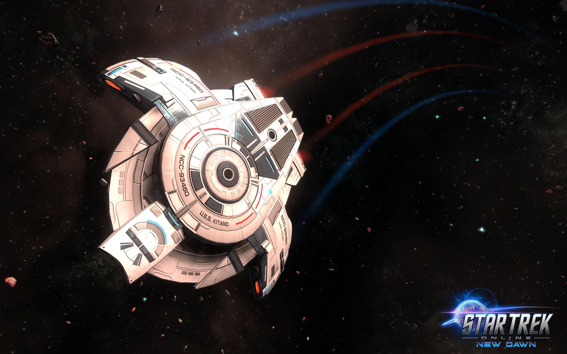 Star Trek T6 Valiant Escort