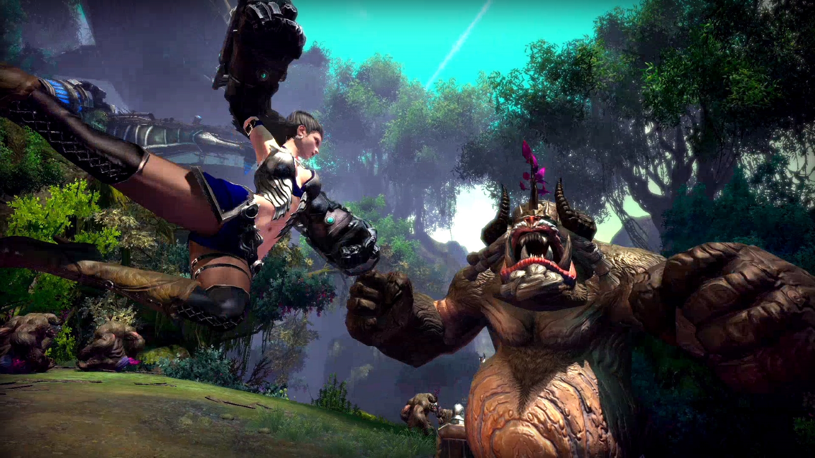 TERA Ends the Year with a Knockout news header