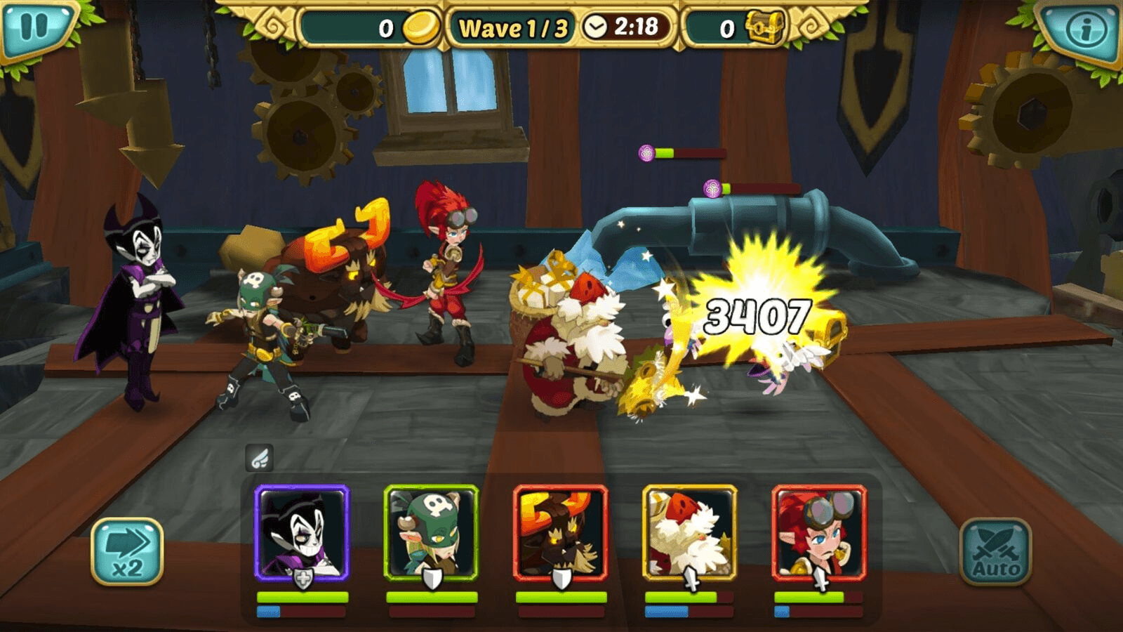 Wakfu Raiders' New Holiday Update Is Live news thumbnail