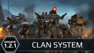 Walking War Robots Clan System Trailer thumbnail