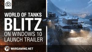 World of Tanks Blitz Windows 10 Launch Trailer thumbnail