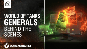 World of Tanks Generals - Behind the Scenes video thumbnail