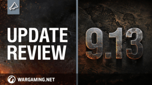 World of Tanks Update 9.13 Review video thumbnail