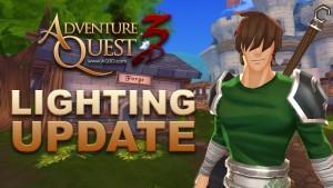 AQ3D Pre-Beta Lighting Update video thumbnail