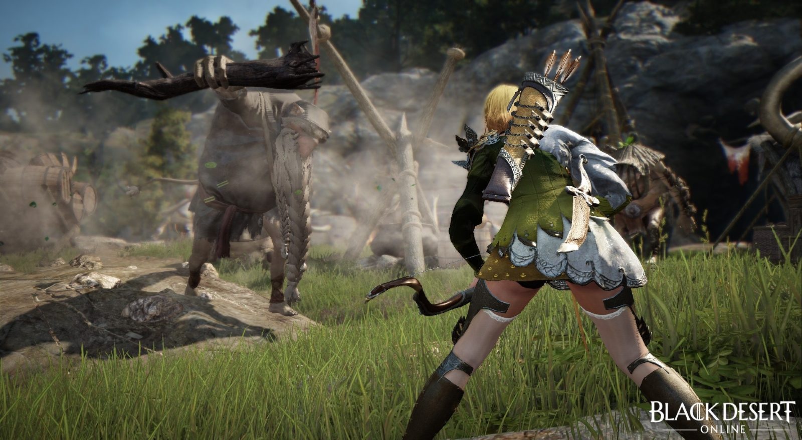 Black Desert Online Second Closed Beta Date Revealed video thumbnail