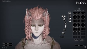 Bless Character Creation