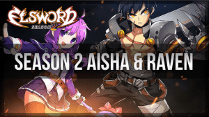 Elsword Season 2 Aisha and Raven Revamp video thumbnail