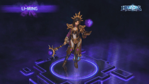 Heroes of the Storm Previews Li-Ming and Xul video thumbnail
