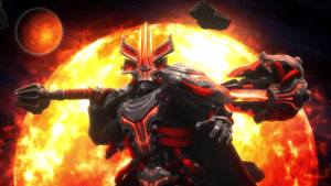 Heroes of the Storm Space Lord Leoric Cinematic Trailer thumbnail