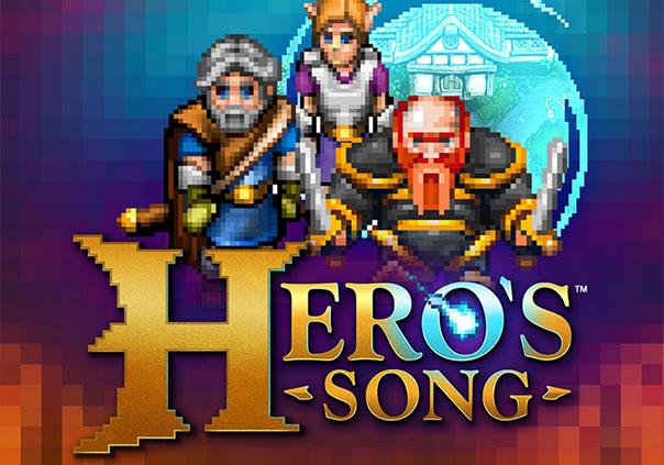 Heros Song Main Banner