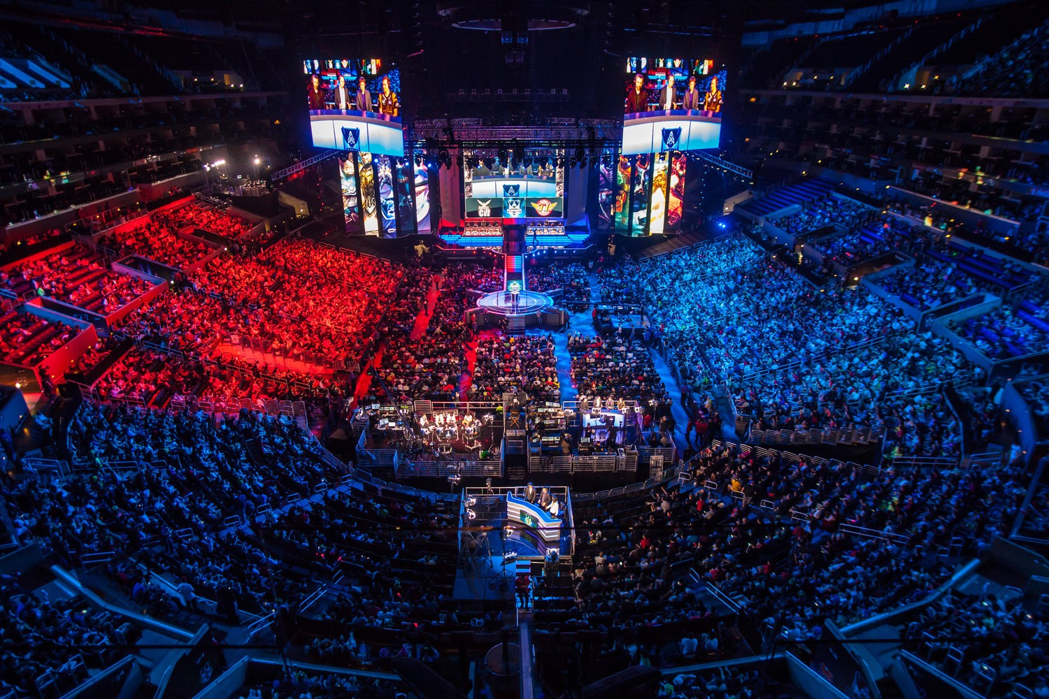 Mikedot's MMO Predictions 2016 - The Rise of Action Arena eSports