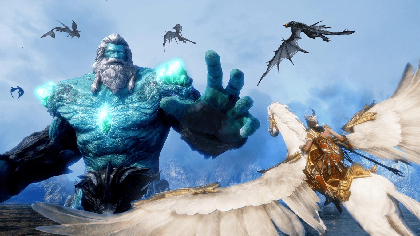 Nexon America Announces Riders of Icarus nwes header