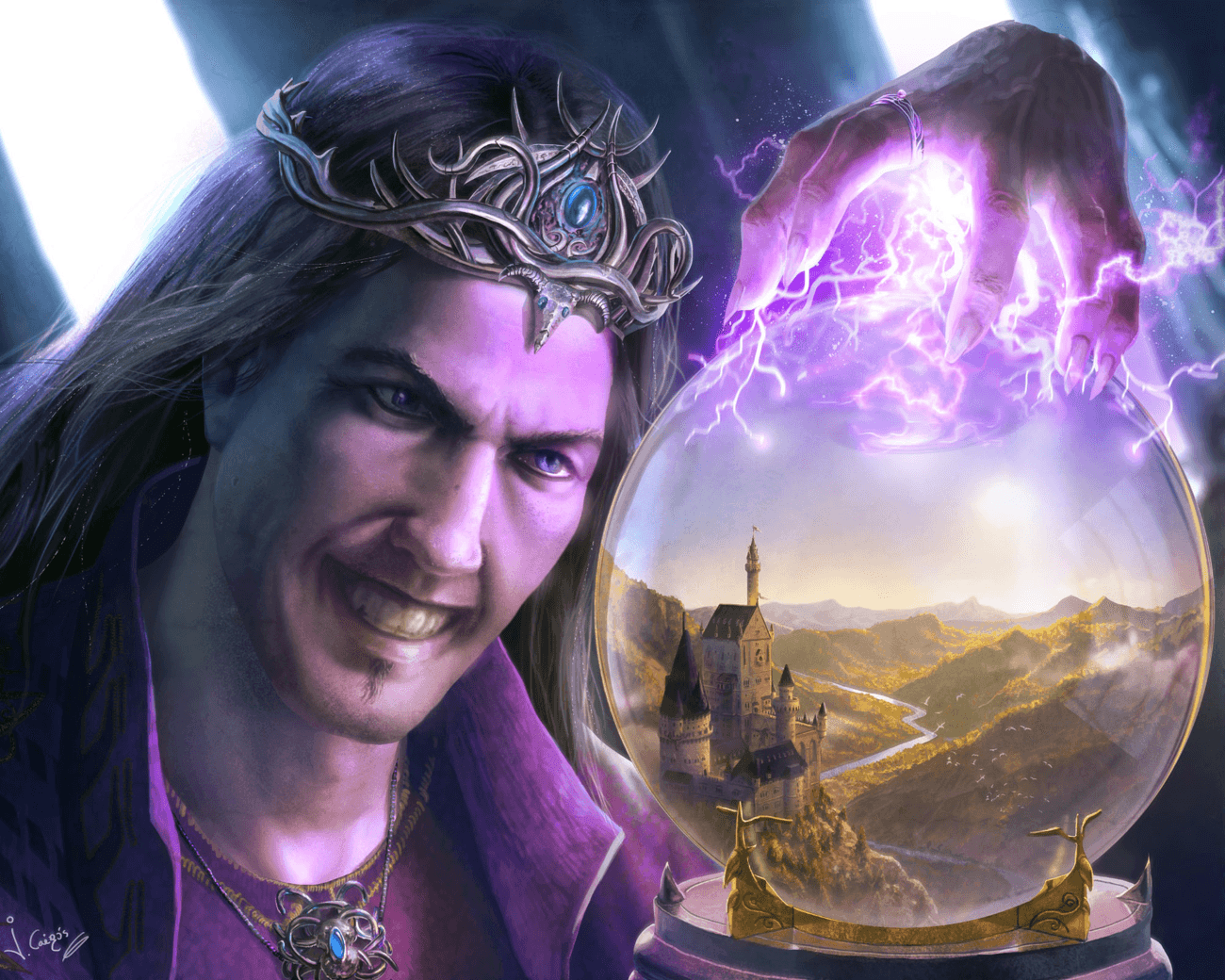 Spellweaver Card Game Coming to Steam February 1 header