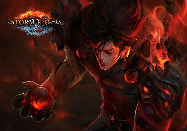 StormRiders Game Banner