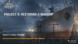 World of Warships Project R video thumbnail
