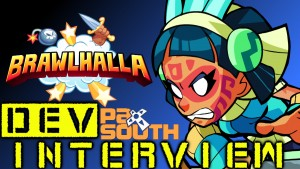 Brawlhalla Dev Interview - PAX South