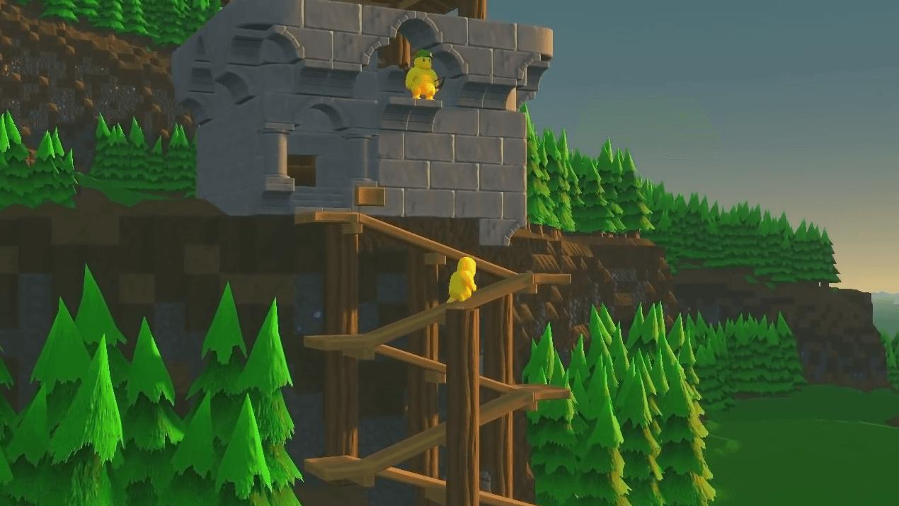 Castle Story Update 0.6 Trailer thumbnail