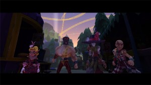 Dungeon Defenders II Dragonfall