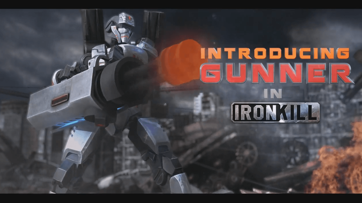 Iron Kill Gunner Spotlight thumbnail
