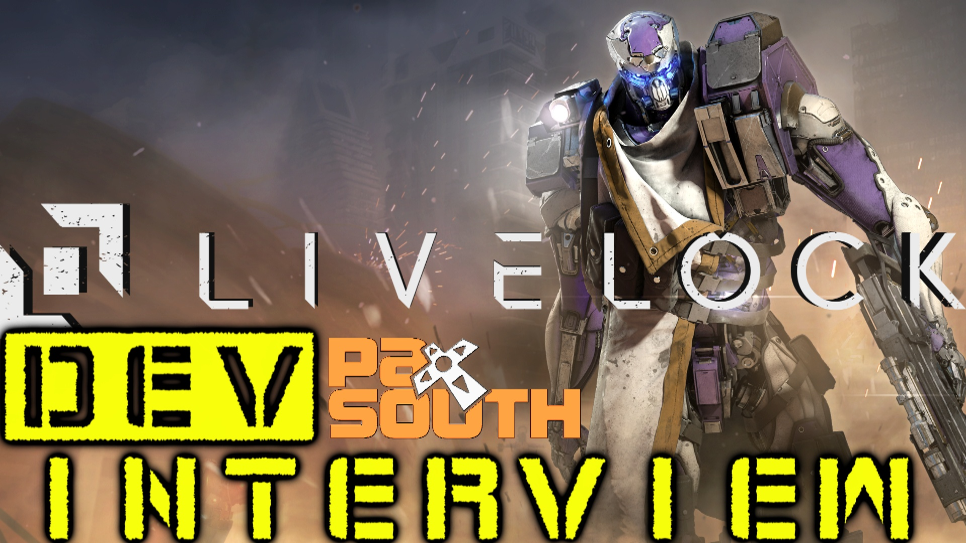 Livelock PAX South Dev Interview