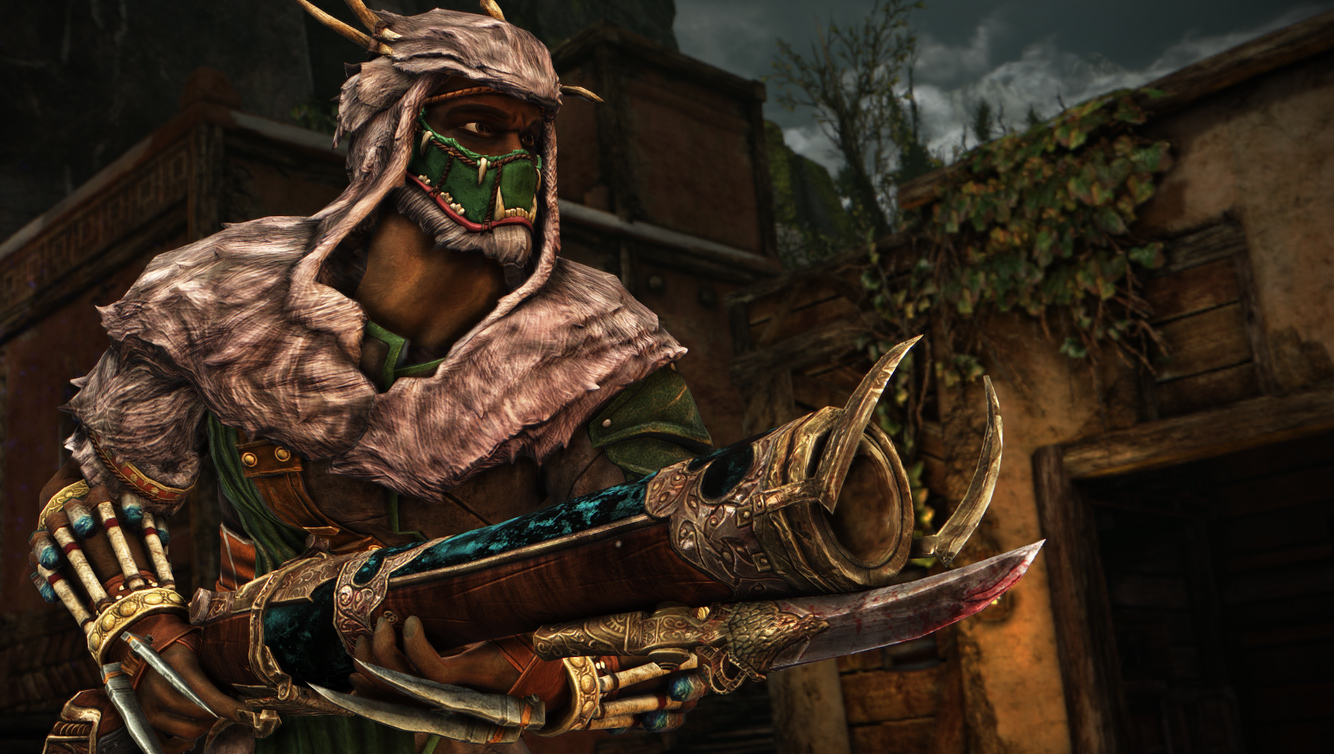 Nosgoth Beastmaster Reveal