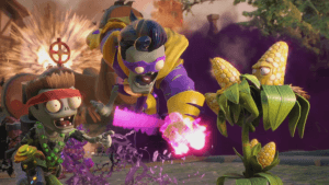 Plants vs. Zombies Garden Warfare 2 Launch Trailer thumbnail