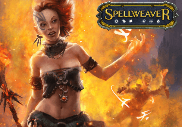 Spellweaver Game Profile Banner