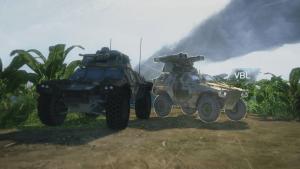 Armored Warfare Panhard CRAB Trailer