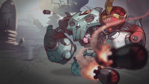 Awesomenauts: Overdrive Expansion Launch Trailer thumbnail