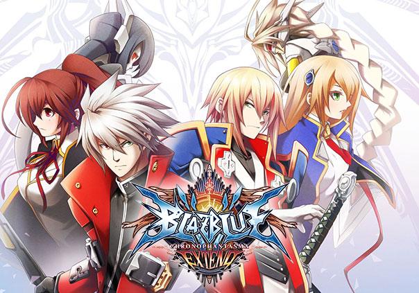 BlazBlue: Chronophantasma Extend Game Profile Banner
