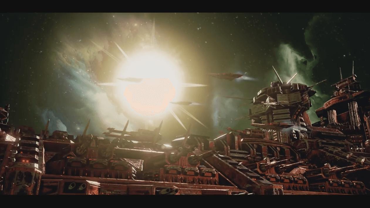 Battlefleet Gothic: Armada Overview Trailer
