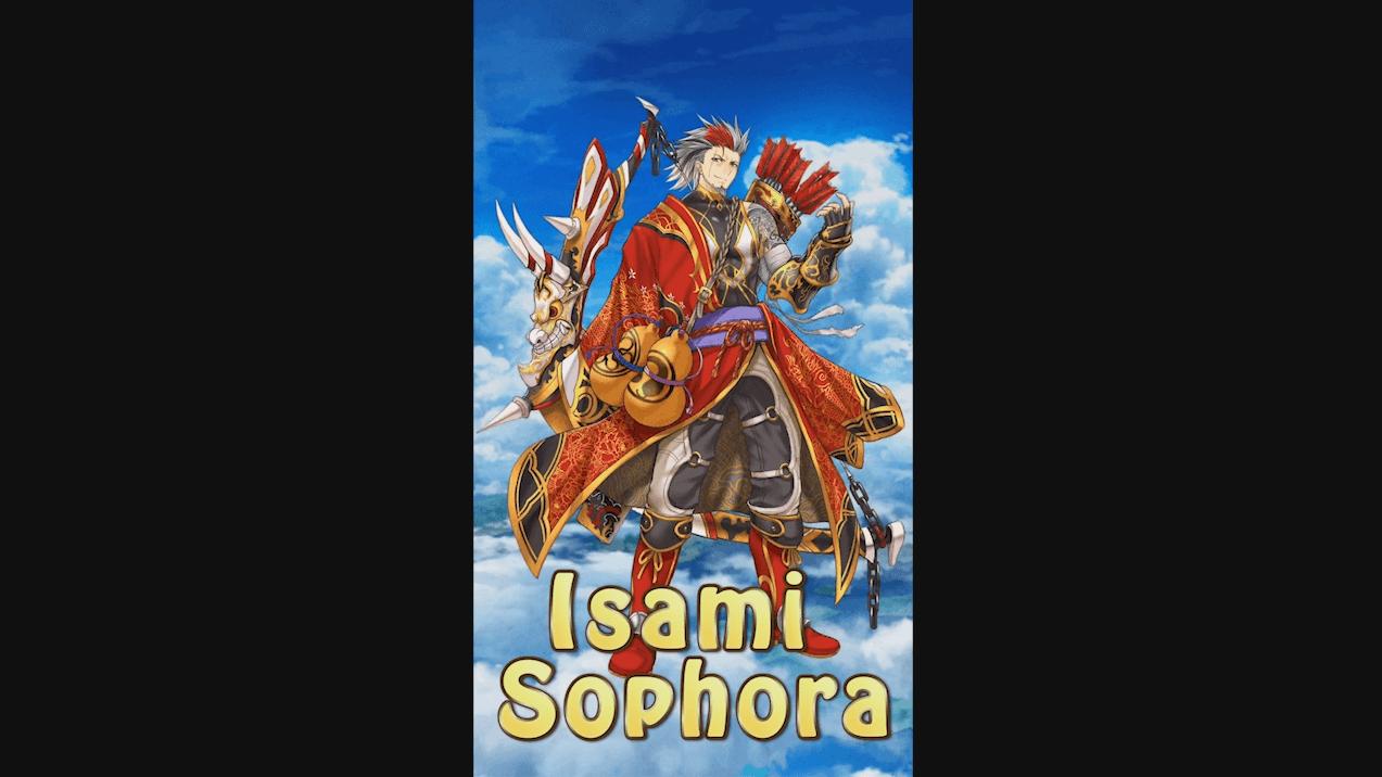 COLOPL Rune Story Demon Slayer Isami Character Spotlight Video Thumbnail