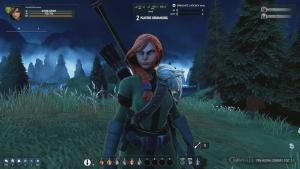Crowfall Ranger Gameplay Video