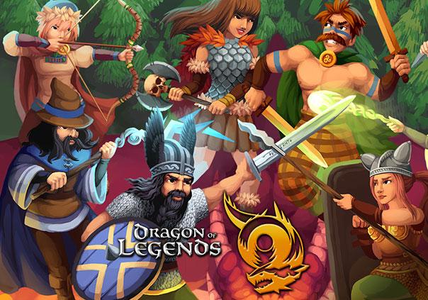 Dragon of Legends Game Profile Banner