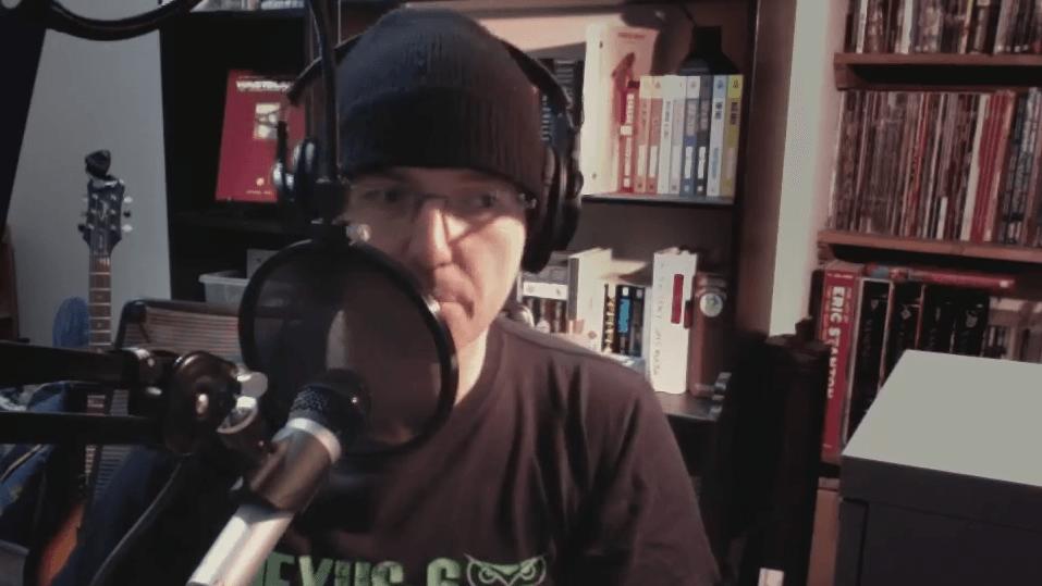 Failure Interview with Writer Antony Johnston