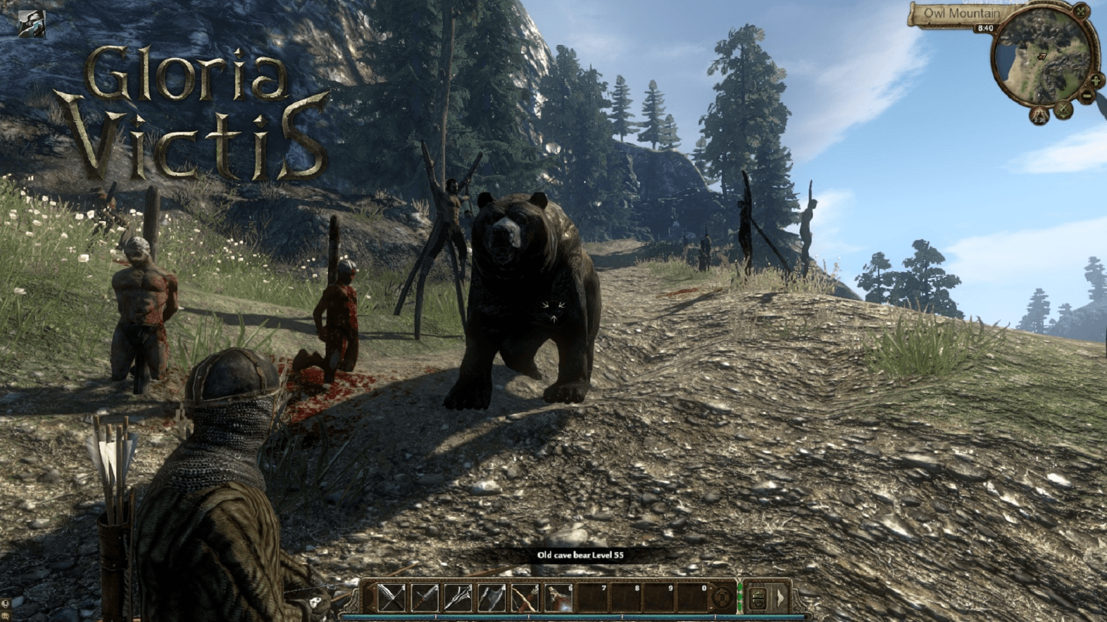 Gloria Victis Update 0.5.8 Expands World
