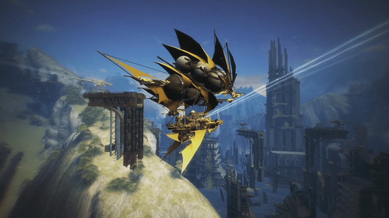 Guns of Icarus Alliance Prototype Trailer
