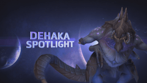 Heroes of the Storm Dehaka Spotlight Video Thumbnail