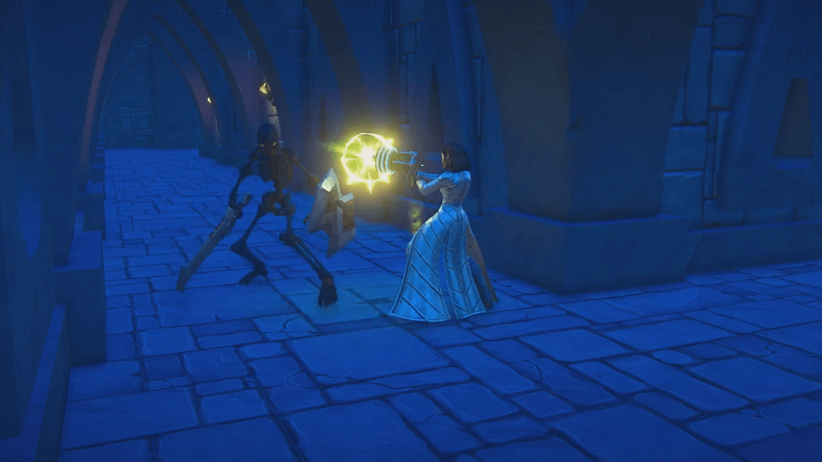 Landmark Dev Preview: Monsters and Pathing