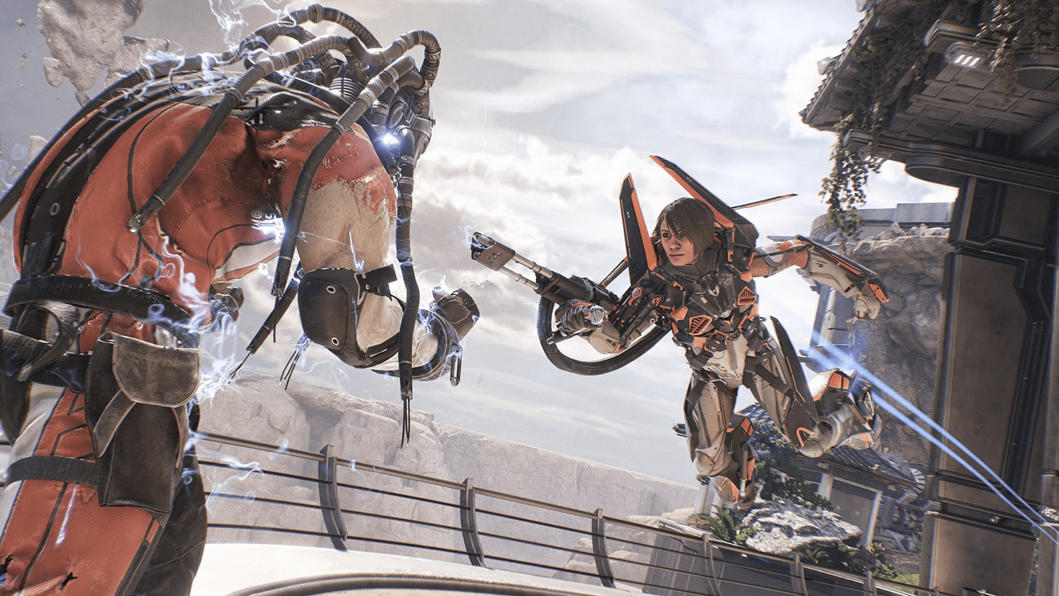 LawBreakers will Launch Exclusively on Steam