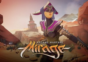 Mirage_Arcane_Warfare Game Banner