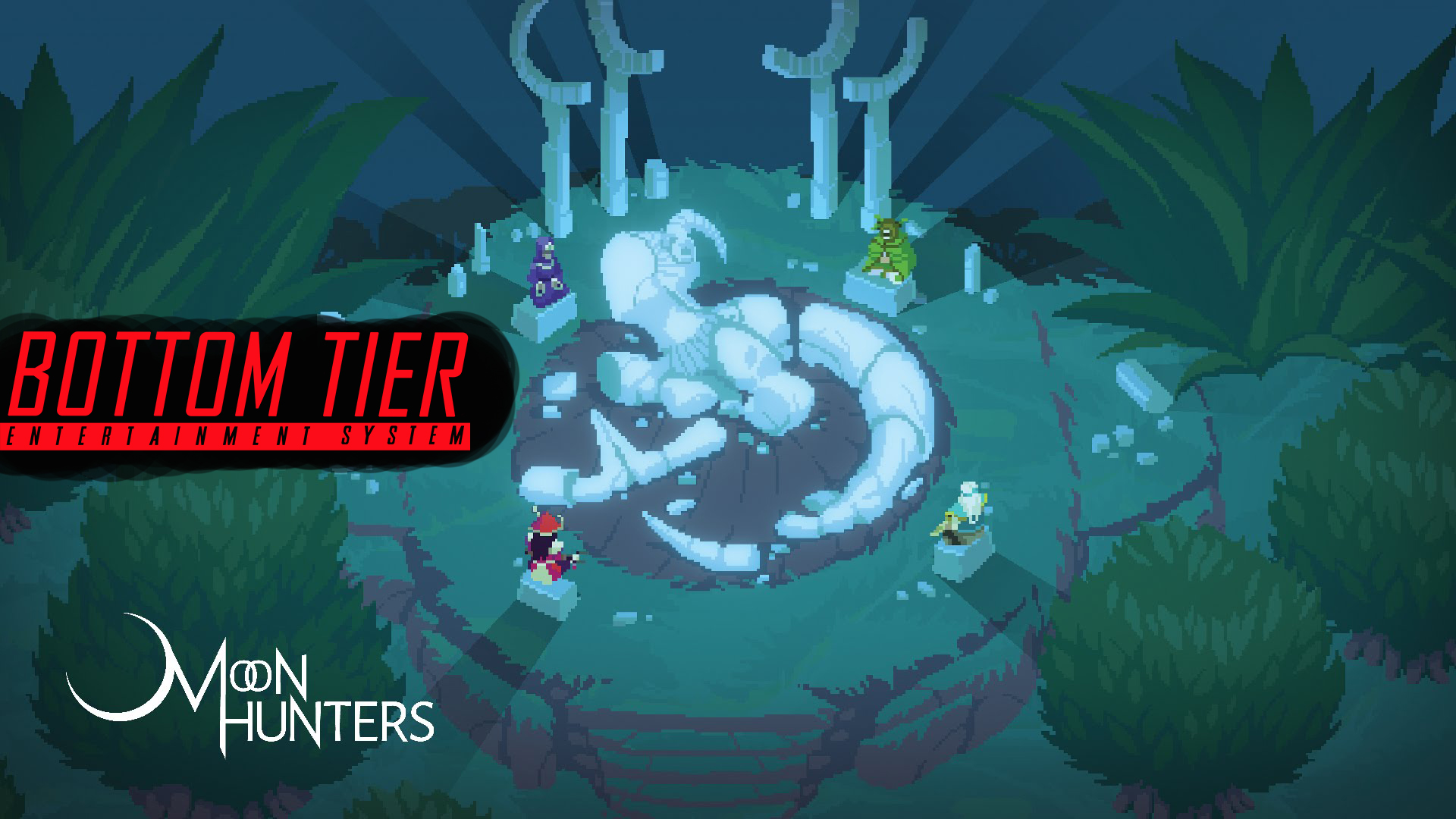 Moon Hunters Launch First Look